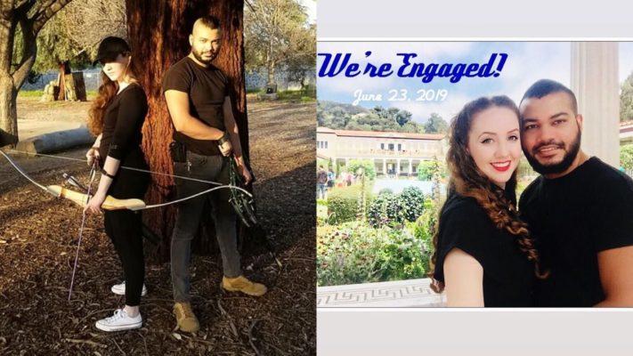 Mandy engagement