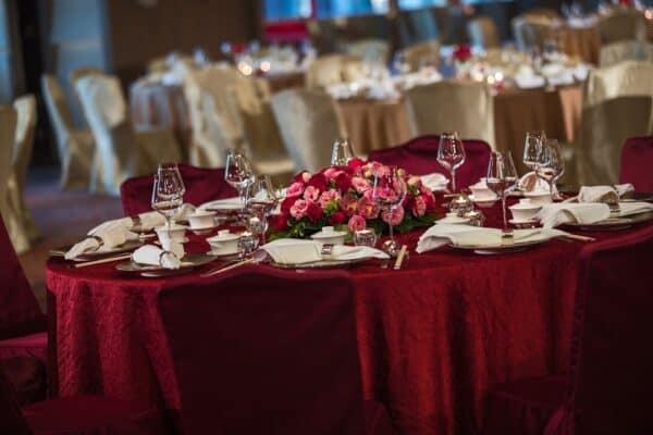 wedding table desing