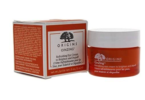 Origins Ginzing Refreshing Eye Cream To Brighten and Depuff By Origins for Unisex